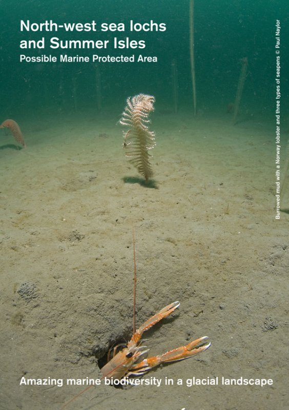 North-west sea lochs and Summer Isles MPA site summary document