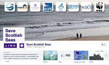 Save Scottish Seas - Facebook page