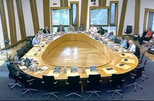 Scottish Parliament's Rural Affairs Climate Change & Environment Committee